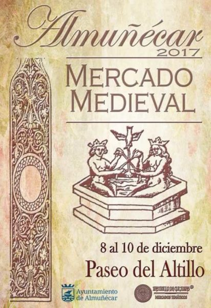 You've got to see the Medieval Market along the Paseo del Altillo. Dec 8-10. This is great fun for everyone, with great food and crafts too!