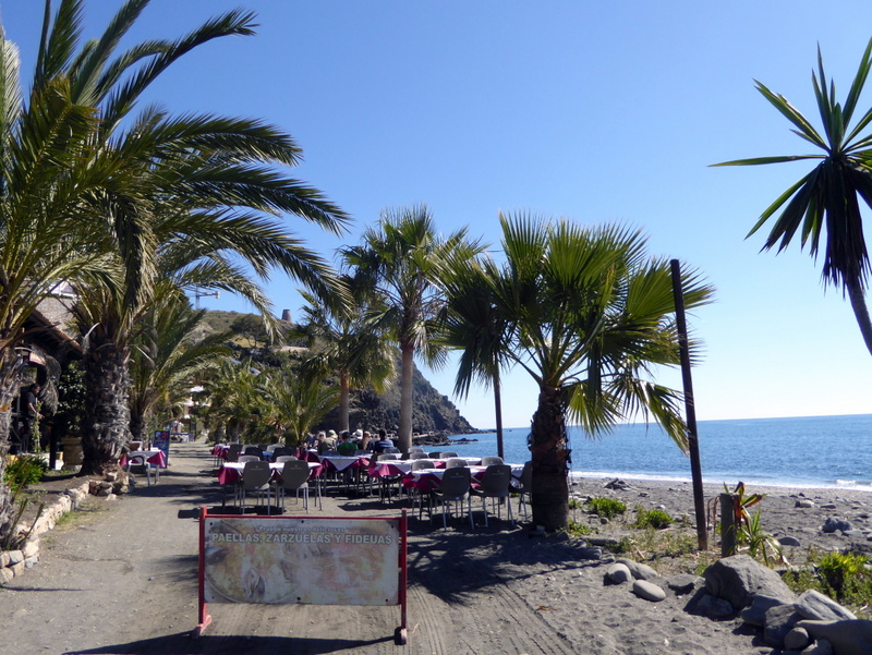 Almunecar Cabria Beach