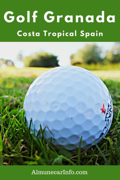 Golf Granada - If you are looking to golf in Spain, there are plenty of options to golf Costa del Sol and you will even has some choices to golf Granada too!  We will provide you with a listing of golf courses nearest to Costa Tropical and also provide a reference list for more options to golf Andalucia. Read more on Almunecarinfo.com