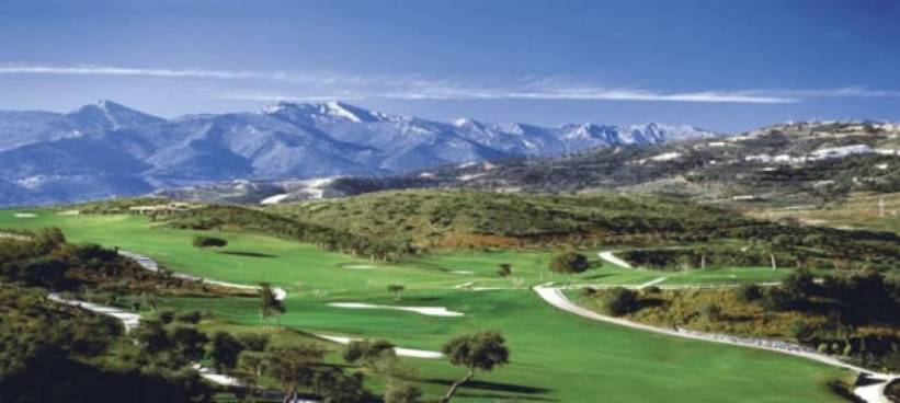 Santa Clara Golf Club Granada. Photo from http://www.andaluciagolf.com/en/golf-courses-andalusia/403-santa-clara-golf-granada