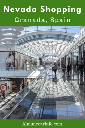 For a complete shopping experience, sometimes you need to visit a big city. We will describe how to get to the new Nevada shopping Granada from Almuñécar. The Nevada shopping center [Centro Comercial Nevada] is located in Granada and is on the southeast side of the city, so that means easy access from Costa Tropical. With approximately 120,000 square meters of commercial area, and with 200+ stores, numerous restaurants, and an 8-cinema cineplex, there is plenty to see, do, and eat. Read more on Almunecarinfo.com