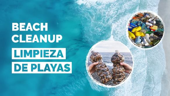 Local beach cleanup days are a great way to give back to the community and make our La Herradura &Almuñécar beaches nicer!
