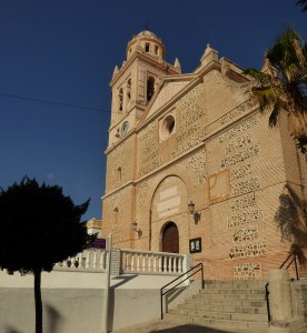 Almunecar Church of Incarnation - La Iglesia de la Encarnación