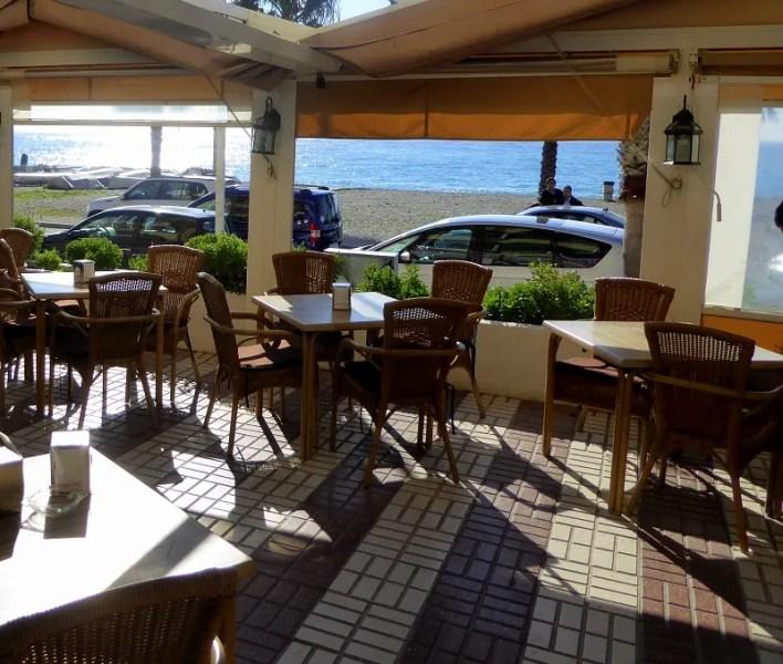 Cafe Bar Califa La Herradura
