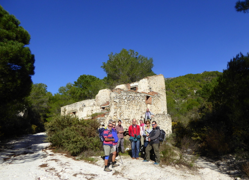 experiential learning at the Spanish civil war workshop with Centro El Mar in La Herradura Spain