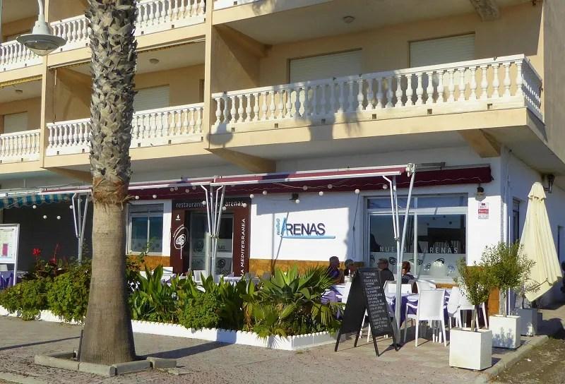 Restaurante Nuevo Arenas La Herradura
