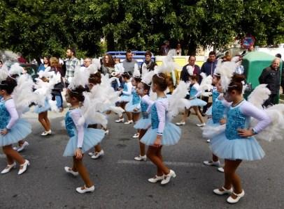 Almuñécar Carnival parade