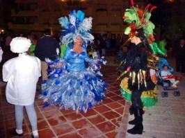 Almuñécar & La Herradura Carnival costume contest