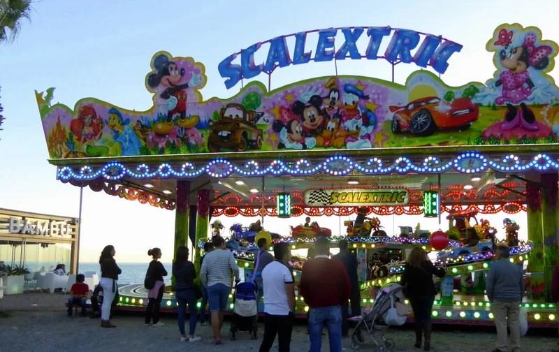 Fiestas La Herradura Feria del dia Fiestas San Jose