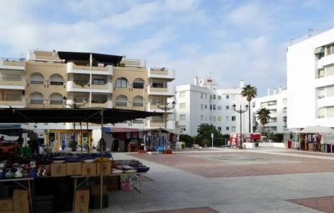 La Herradura Friday Market - Located in Plaza de la Independencia.
