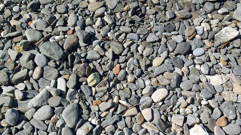Example of stones on Costa Tropical Beaches