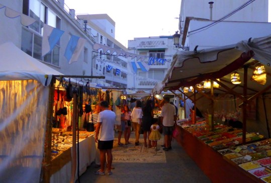Luz de Luna La Herradura night market summer 2019 (19)