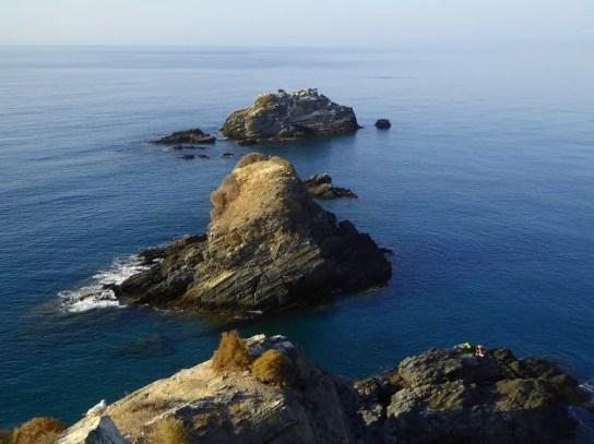 El Peñónes del Santos (The Holy Rocks)