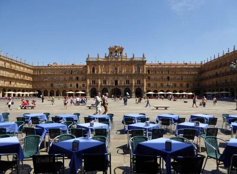 Discover Salamanca Spain