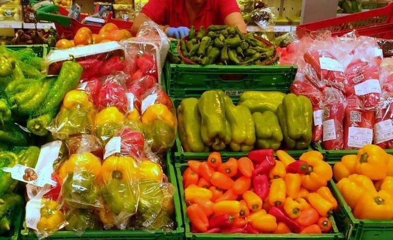 Peppers -Pimientos