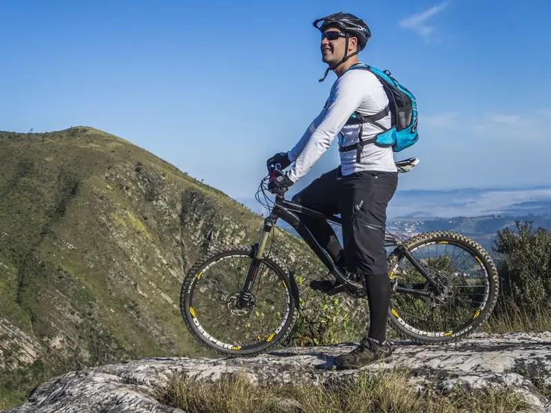 Cycling Trails Otivar Spain