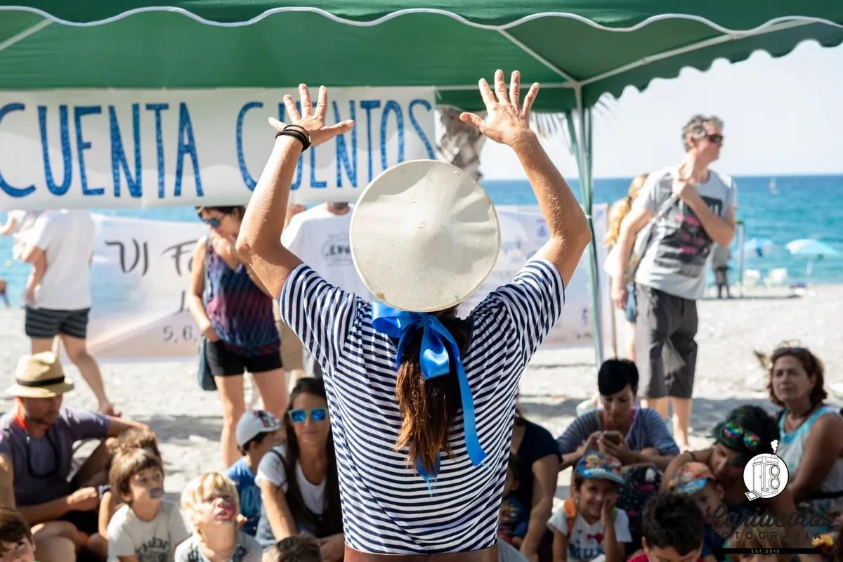Amigos Del Mar Association (Friends of the sea) La Herradura Spain Festival del Mar / Festival of the sea
