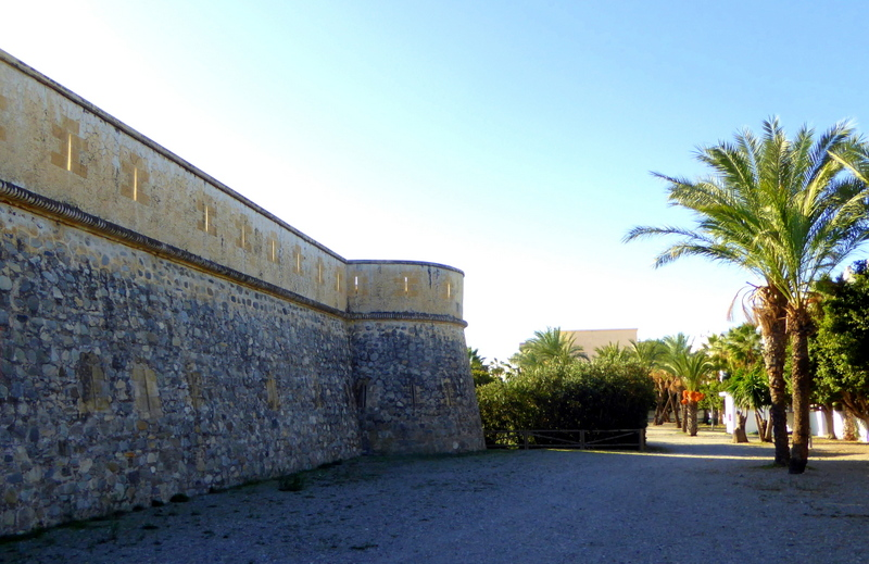 La Herradura Castle and dog park