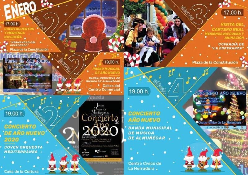 Christmas in Almuñécar 2019