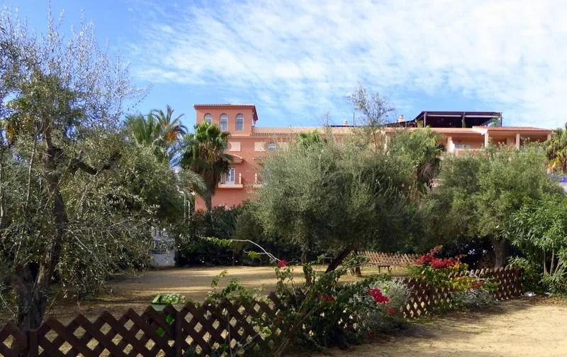 Almuñécar dog park - Parque El Pozuelo