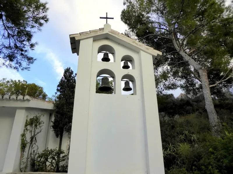 bell tower Hermitage San José y Santa Rita Punta de la Mona