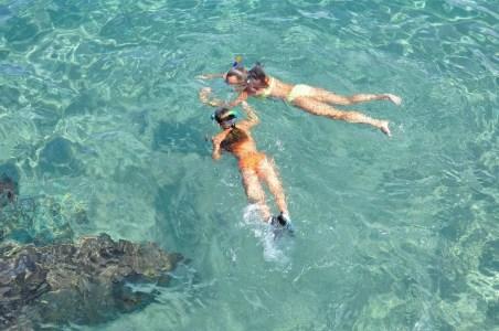 snorkeling cost tropical spain (Almuencar - La Herradura)