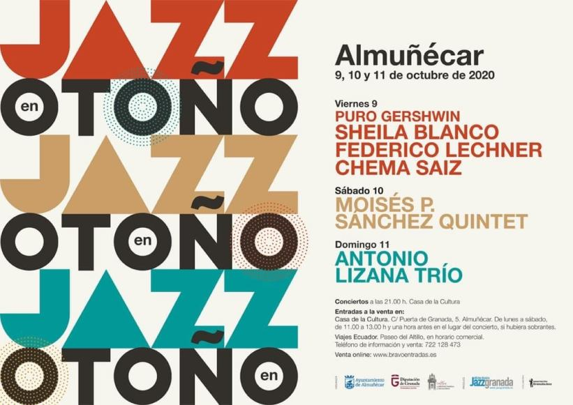 I Almuñécar Autumn Jazz Festival. Read more on Almunecarinfo.com