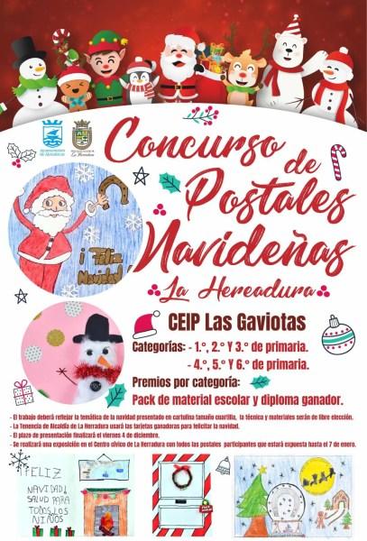 Christmas Postcard Contest La Herradura 2020
