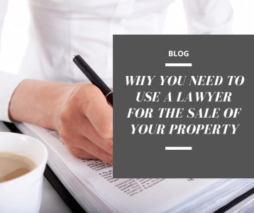 Selling a property in Spain? Should you have a lawyer help you?