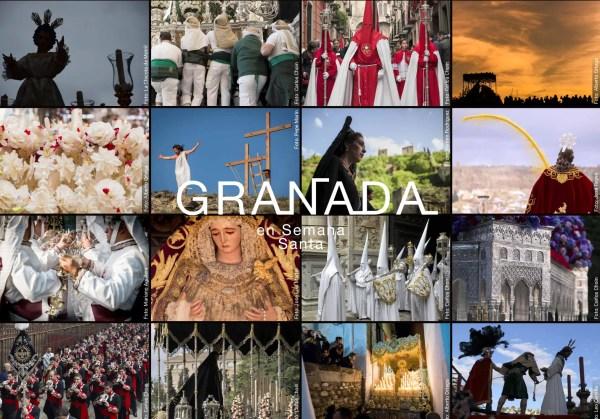 Granada Province Semana Santa Schedule