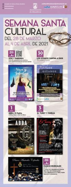 Almunecar semana santa 2021 events calendar