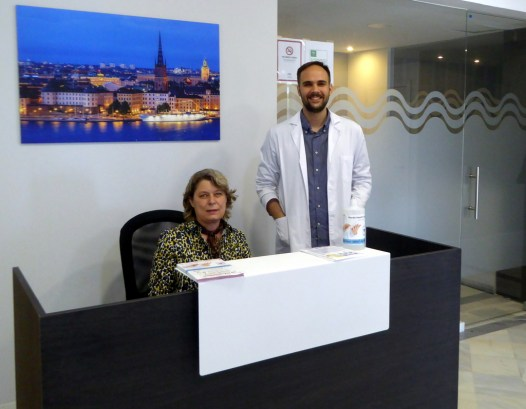 Almuñécar English-speaking doctor with home visits at Nordic Health Care. Offering a clinic on Paseo San Cristobal, as well as house calls and urgent services 24 hrs, 365 days a year. Read more on Almunecarinfo.com