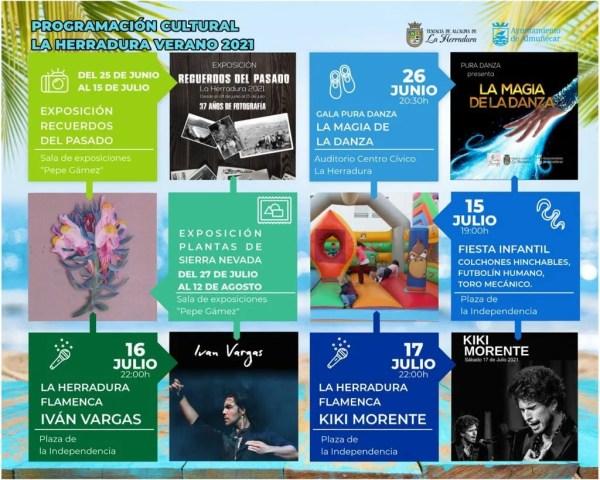 La Herradura summer cultural