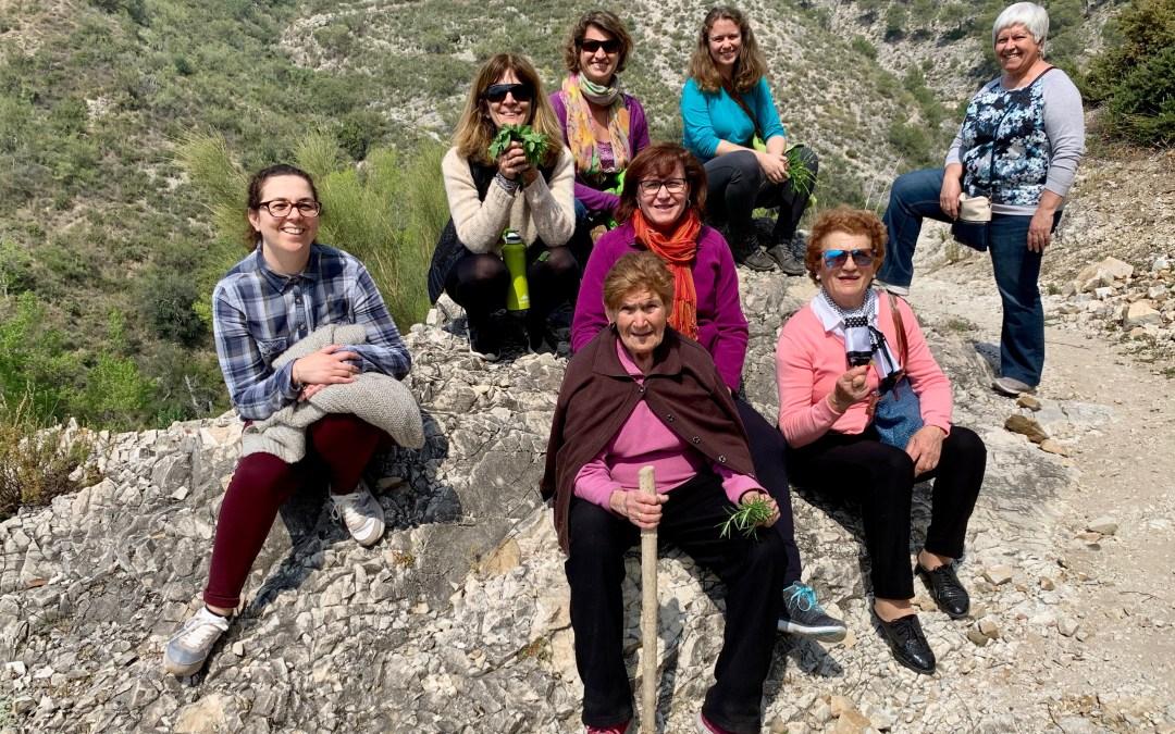 Las mujeres alimentamos Málaga: Canillas de Albaida