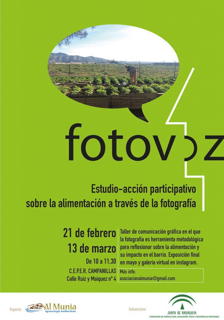 Fotovoz, exposición de fotografías