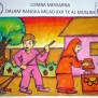 Catatanku Anak Desa Gambar Untuk Mewarnai Tema Gotong Royong