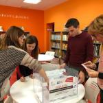 La Biblioteca d'Almussafes estableix el seu horari especial d'obertura mitjançant votació popular