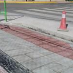 Almussafes inicia nous treballs urbanístics per a millorar l'accessibilitat