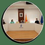 Delegats sindicals i Ajuntament d'Almussafes exigeixen millores en les àrees industrials per a evita...