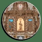 L'Ajuntament d'Almussafes sufraga amb 35.000 euros la restauració del retaule major de l'església pa...