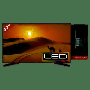 redline 43 inch full hd led tv