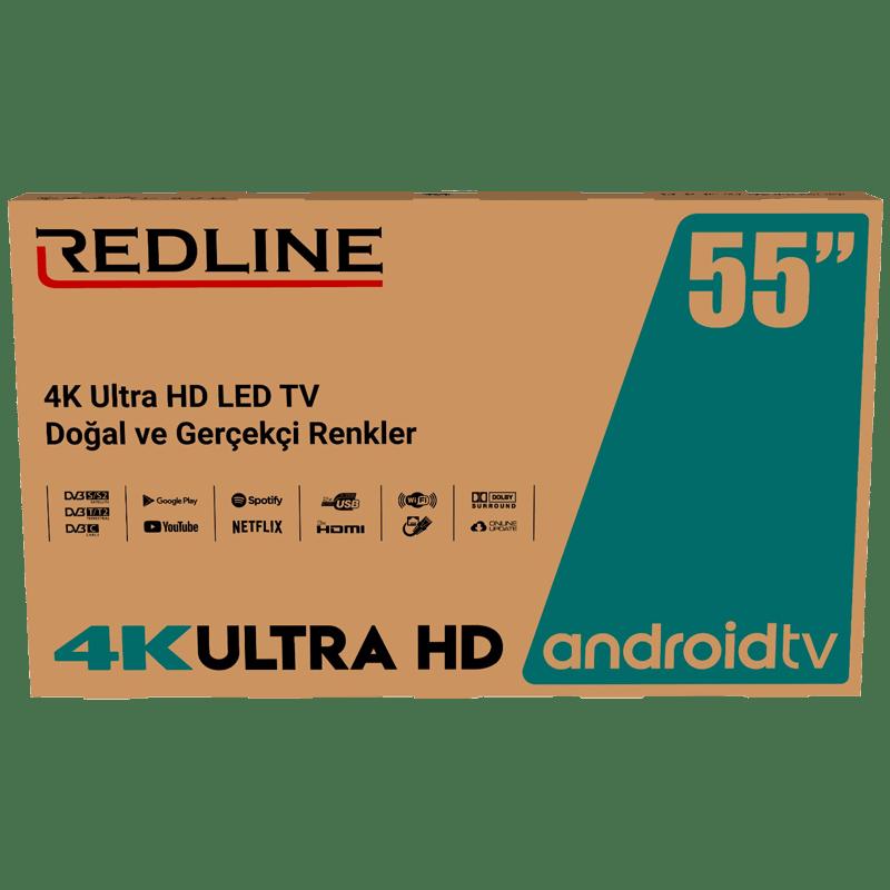 Redline 55 inch Led Tv