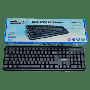 standard keyboard mbof-100