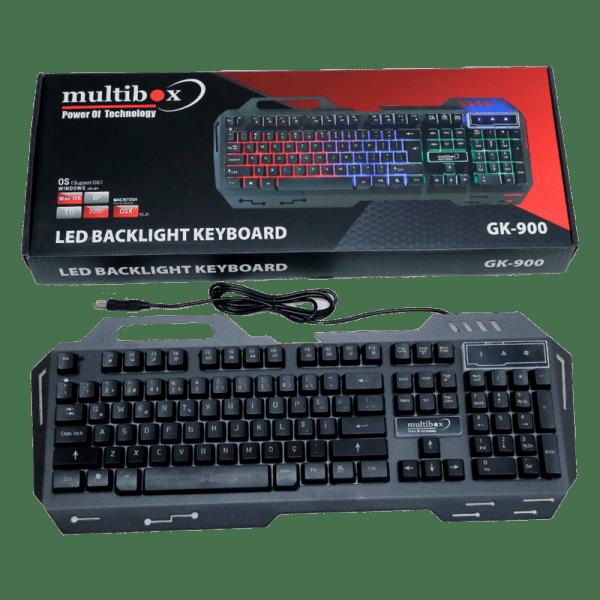 gaming keyboard gk-900