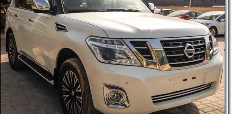 تأجير سيارات نيسان باترول في مصر 2018-2019