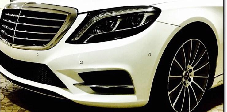 ايجار سيارات مرسيدس s400 اليخت في مصر