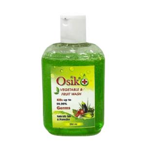 ALNAVEDIC OSIK PLUS VEGETABLE AND FRUIT WASH –