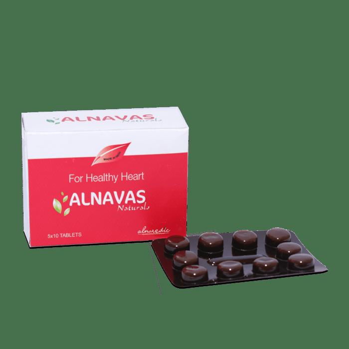 Alnavedic Alnavas Natural Tablet