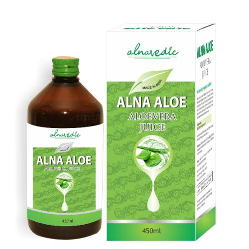 ALNA ALOE-ALOEVERA JUICE
