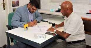 مستشفى البيضاء المركزي يتلقى دعما طبيا من المؤسسة الوطنية للنفط